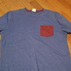 Abercrombie and Fitch short sleeve pocket tee